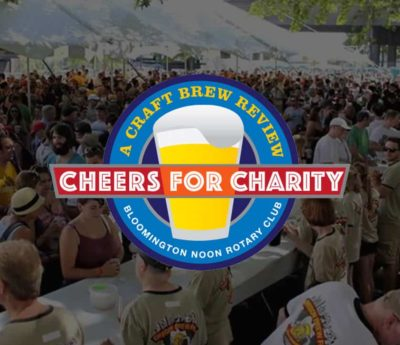 Cheers for Charity