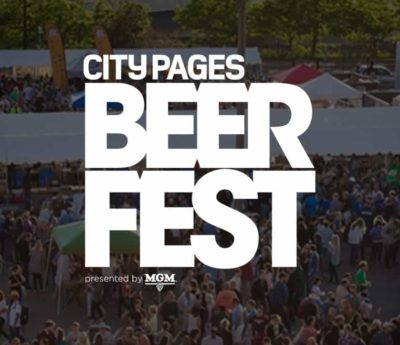 City Pages Beer Fest