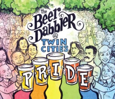 7th Annual Beer Dabbler at Twin Cities Pride