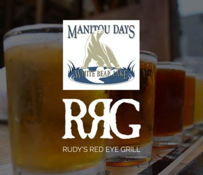 Manitou Days Tasting at Rudy's Redeye Grill