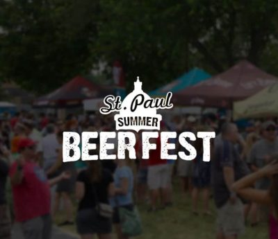 10th Annual Saint Paul Summer Beer Fest