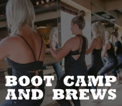 Boot Camp & Brews with Summit Pilates