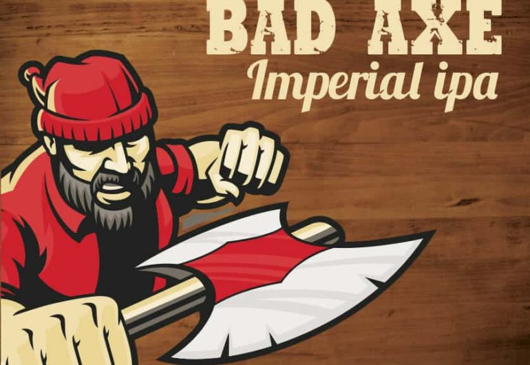 Bad Axe Taproom Release
