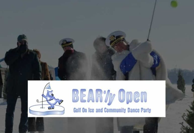 Bear'ly Open