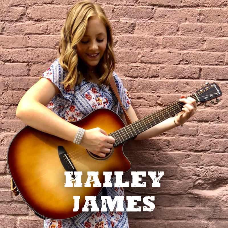 Hailey James