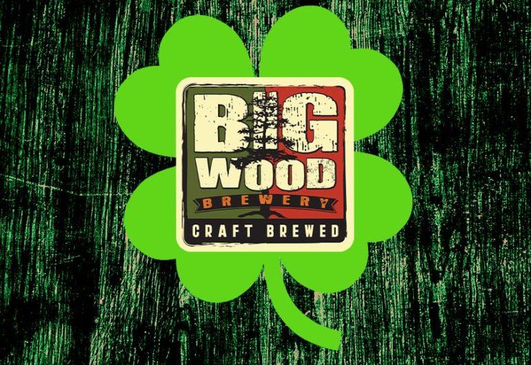 Big Wood St Paddy's Celebration