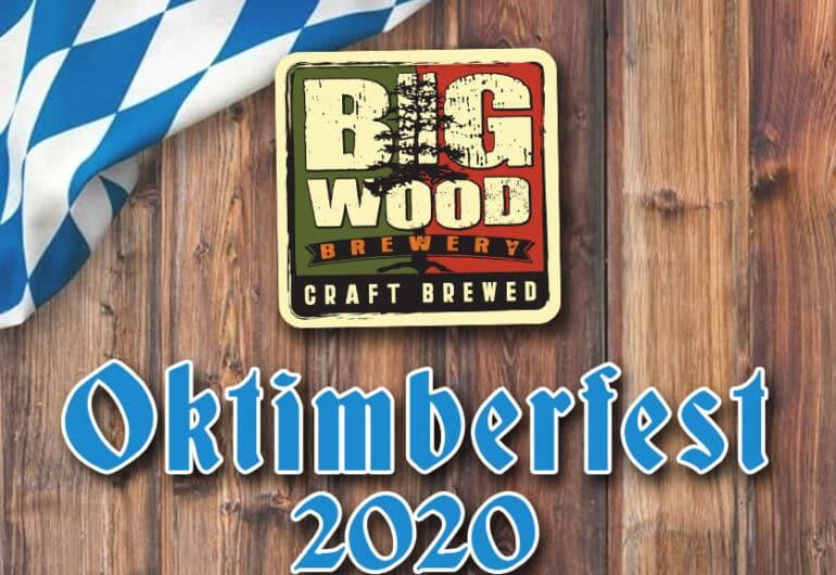 Big Wood Brewery Oktimberfest 2020